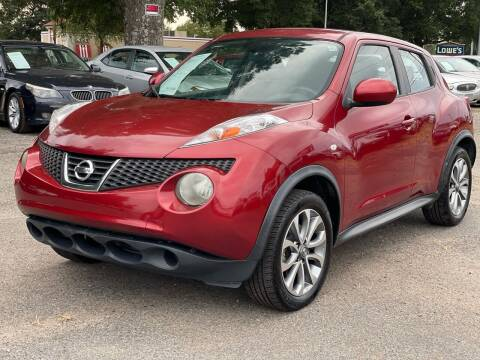 2011 Nissan JUKE for sale at Atlantic Auto Sales in Garner NC