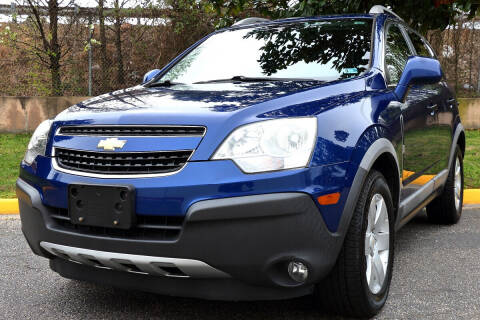 2012 Chevrolet Captiva Sport for sale at Prime Auto Sales LLC in Virginia Beach VA