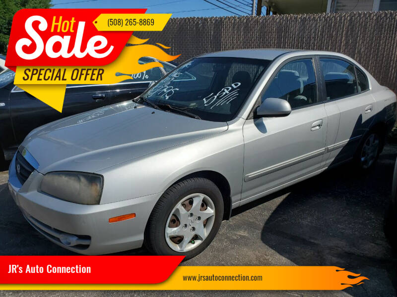 2005 Hyundai Elantra for sale at JR's Auto Connection in Hudson NH