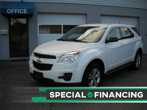 2014 Chevrolet Equinox for sale at Best Wheels Imports in Johnston RI
