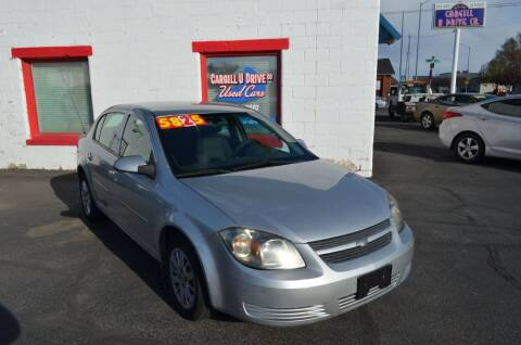 2009 Chevrolet Cobalt for sale at CARGILL U DRIVE USED CARS in Twin Falls ID