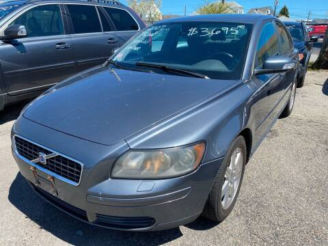 2007 Volvo S40 for sale at Volare Motors in Cranston RI