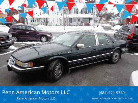 1997 Cadillac Seville for sale at Penn American Motors LLC in Allentown PA