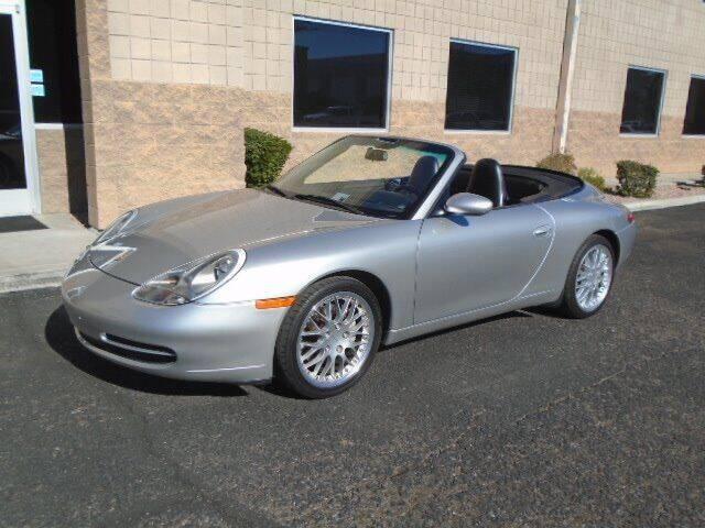 2001 Porsche 911 for sale at COPPER STATE MOTORSPORTS in Phoenix AZ