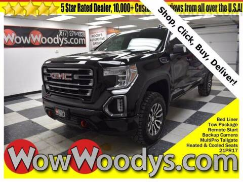 2021 GMC Sierra 1500 for sale at WOODY'S AUTOMOTIVE GROUP in Chillicothe MO