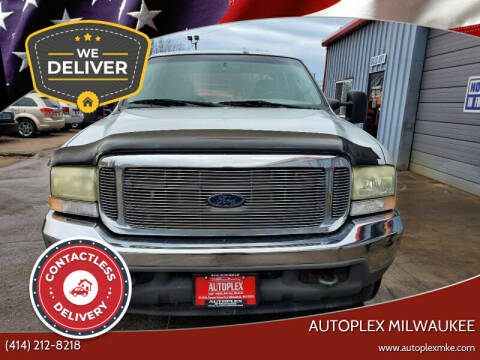 2004 Ford F-250 Super Duty for sale at Autoplex in Milwaukee WI