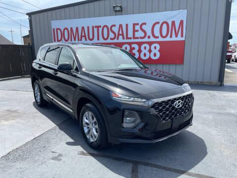2019 Hyundai Santa Fe for sale at Auto Group South - Idom Auto Sales in Monroe LA