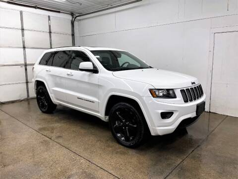 2015 Jeep Grand Cherokee for sale at PARKWAY AUTO in Hudsonville MI