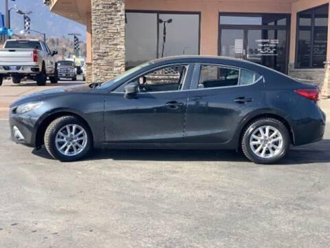 2015 Mazda MAZDA3 for sale at Lakeside Auto Brokers Inc. in Colorado Springs CO