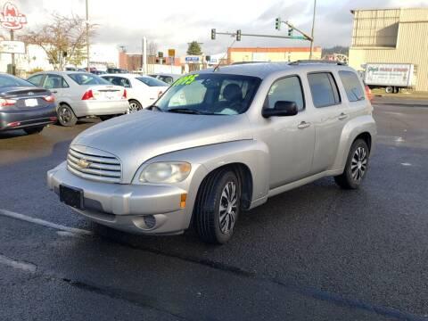 2008 Chevrolet HHR for sale at Aberdeen Auto Sales in Aberdeen WA