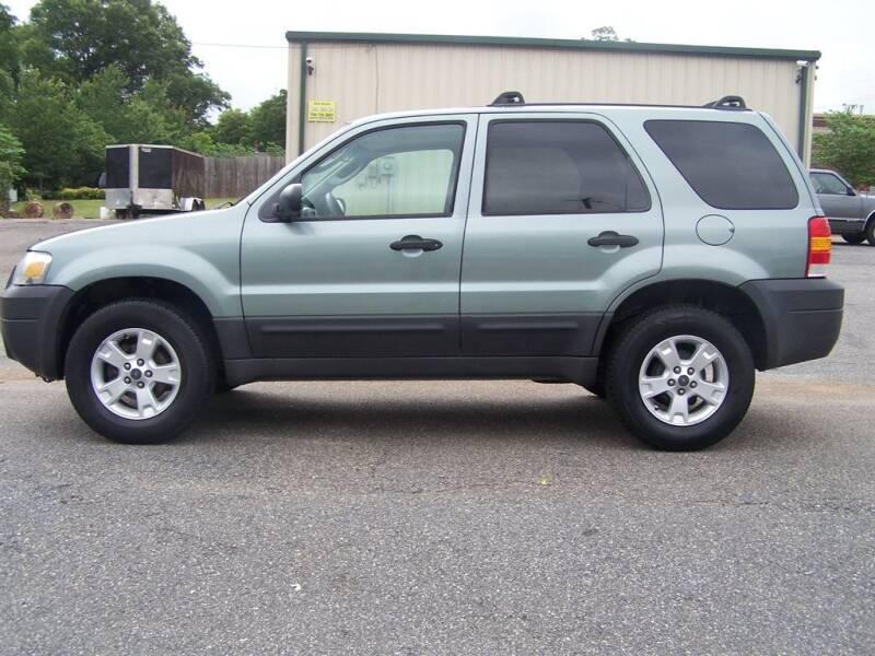 2006 Ford Escape for sale at Darin Grooms Auto Sales in Lincolnton NC