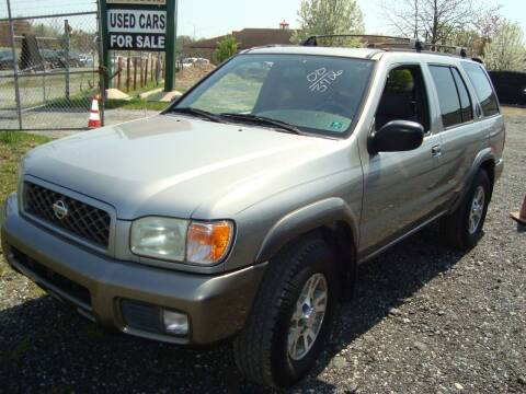 2000 Nissan Pathfinder for sale at Branch Avenue Auto Auction in Clinton MD