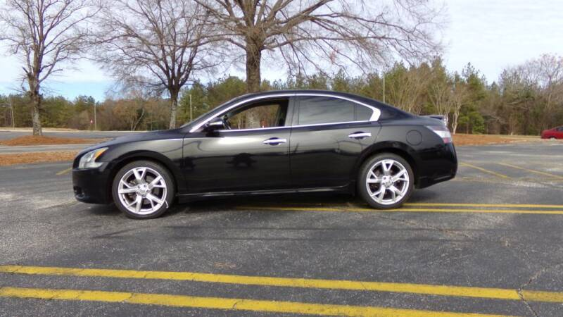 2012 Nissan Maxima for sale at A & P Automotive in Montgomery AL