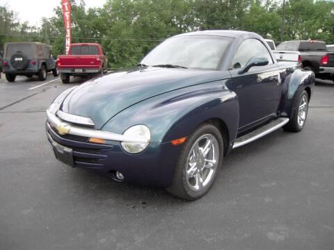 2006 Chevrolet SSR for sale at 1-2-3 AUTO SALES, LLC in Branchville NJ