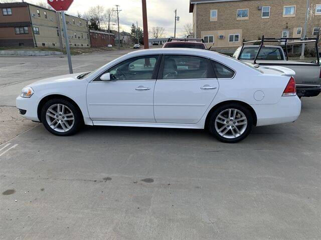 2012 Chevrolet Impala for sale at Daryl's Auto Service in Chamberlain SD