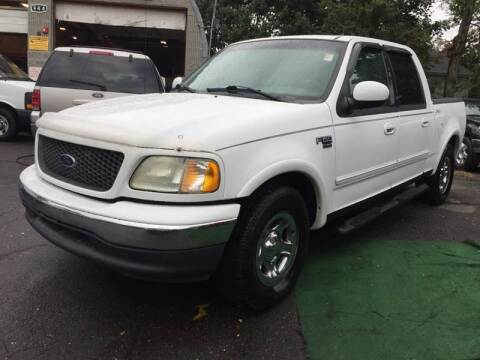 2001 Ford F-150 for sale at White River Auto Sales in New Rochelle NY