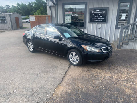 2010 Honda Accord for sale at Rutledge Auto Group in Palestine TX