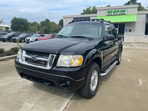 2004 Ford Explorer Sport Trac for sale at Cross Motor Group in Rock Hill SC