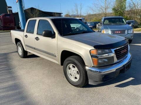 2006 GMC Canyon for sale at Autoway Auto Center in Sevierville TN