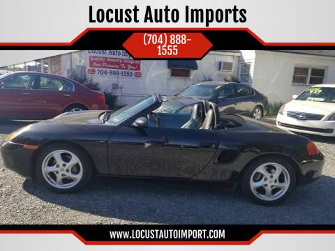 1999 Porsche Boxster for sale at Locust Auto Imports in Locust NC