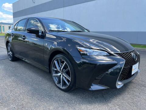 2018 Lexus GS 350 for sale at Vantage Auto Wholesale in Moonachie NJ