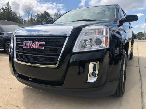2014 GMC Terrain for sale at A&C Auto Sales in Moody AL