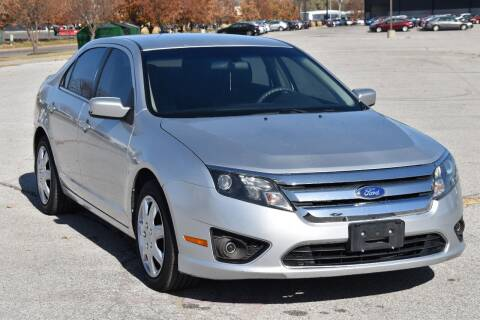 2011 Ford Fusion for sale at Big O Auto LLC in Omaha NE
