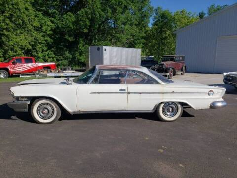 1962 Chrysler 300 for sale at Classic Car Deals in Cadillac MI