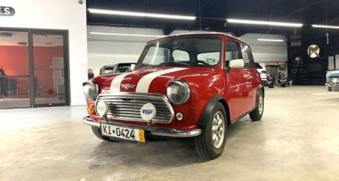 1977 MINI Cooper for sale at PARK PLACE AUTO SALES in Houston TX