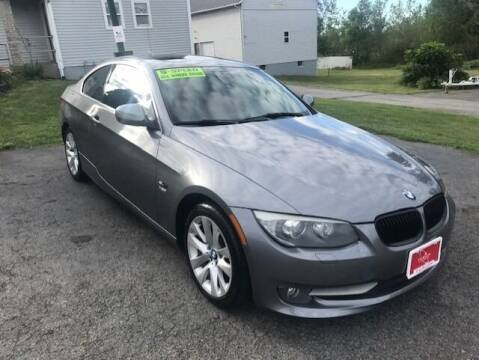2011 BMW 3 Series for sale at FUSION AUTO SALES in Spencerport NY