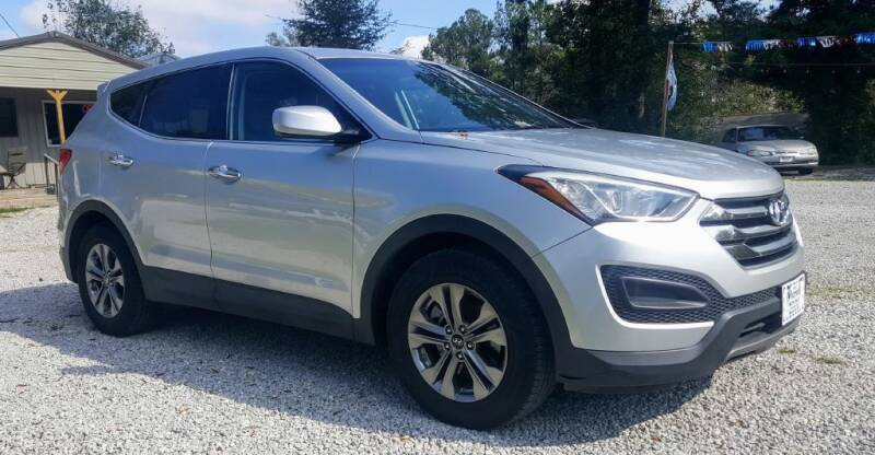 2016 Hyundai Santa Fe Sport for sale at Victory Auto Sales LLC in Mooreville MS