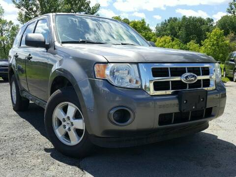 2011 Ford Escape for sale at GLOVECARS.COM LLC in Johnstown NY