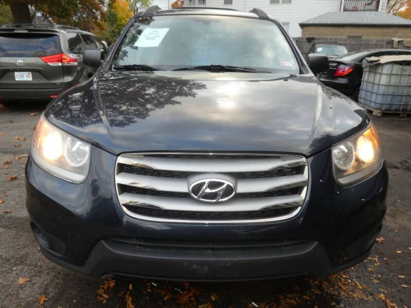 2012 Hyundai Santa Fe for sale at Wheels and Deals in Springfield MA