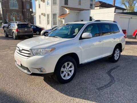 2011 Toyota Highlander for sale at Affordable Motors in Jamestown ND