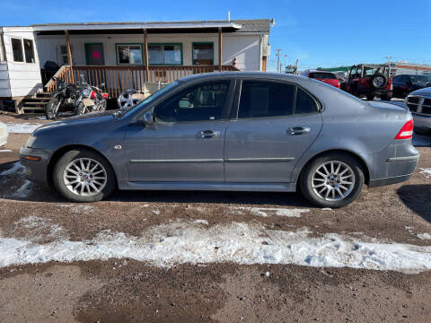 2007 Saab 9-3 for sale at PYRAMID MOTORS - Fountain Lot in Fountain CO