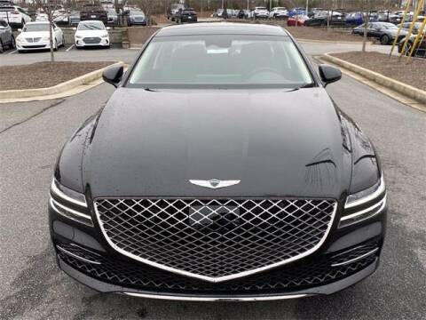 2021 Genesis G80 for sale at CU Carfinders in Norcross GA