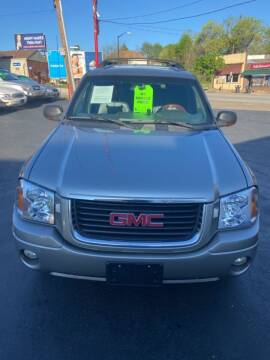 2003 GMC Envoy XL for sale at North Hill Auto Sales in Akron OH