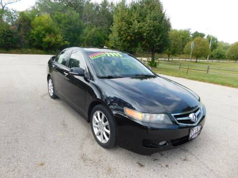 2006 Acura TSX for sale at Lot 31 Auto Sales in Kenosha WI