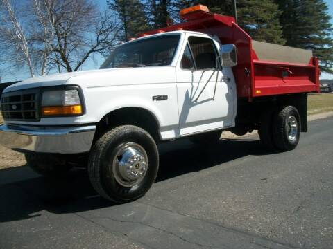 1997 Ford F-450 for sale at Zimmerman Truck in Zimmerman MN