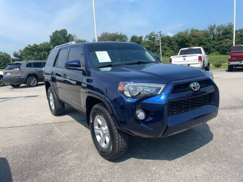 2017 Toyota 4Runner for sale at Mann Chrysler Dodge Jeep of Richmond in Richmond KY