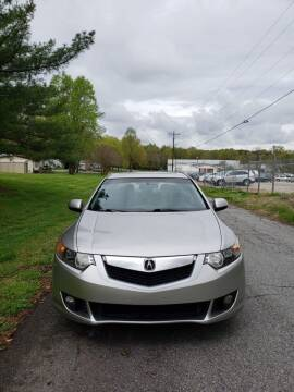 2009 Acura TSX for sale at Speed Auto Mall in Greensboro NC