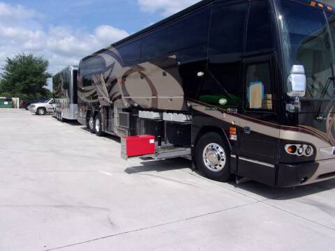 2008 Prevost H3-45 for sale at Pirate Motorcars Of Treasure Coast, LLC in Stuart FL
