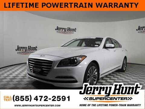 2017 Genesis G80 for sale at Jerry Hunt Supercenter in Lexington NC