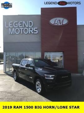 2019 RAM Ram Pickup 1500 for sale at Legend Motors of Ferndale in Ferndale MI