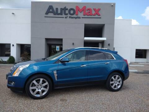 2010 Cadillac SRX for sale at AutoMax of Memphis - Darrell James in Memphis TN