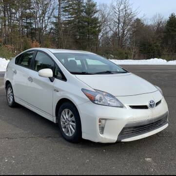 2014 Toyota Prius Plug-in Hybrid for sale at ANZ AUTO CONCEPTS LLC in Fredericksburg VA