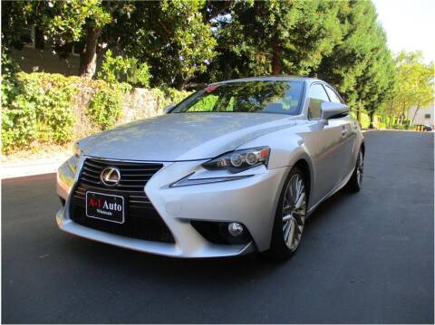 2014 Lexus IS 250 for sale at A-1 Auto Wholesale in Sacramento CA