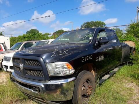 2014 RAM Ram Pickup 3500 for sale at KK Motors Inc in Graham TX