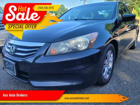 2012 Honda Accord for sale at Ace Auto Brokers in Charlotte NC