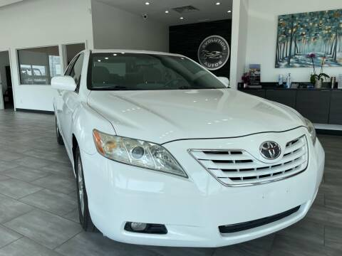 2007 Toyota Camry for sale at Evolution Autos in Whiteland IN